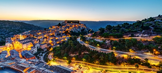 Palatial Sicily holiday with car hire, De Stefano Palace, Ragusa, Italy
