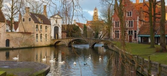 £61 per night | Hotel 't Putje, Bruges, Belgium