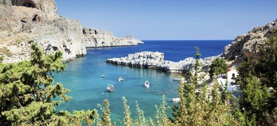 £86 per night   Lindos Comfy Suites, Rhodes, Greece