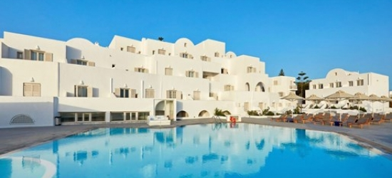 Santorini: 4-star break from London