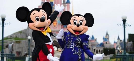 Disneyland Paris 3-night break with one day ticket