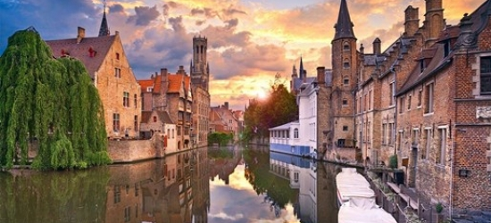 No-fly Bruges mini cruise, save £20