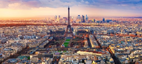 3nt Paris & Brussels roundtrip cruise from Southampton