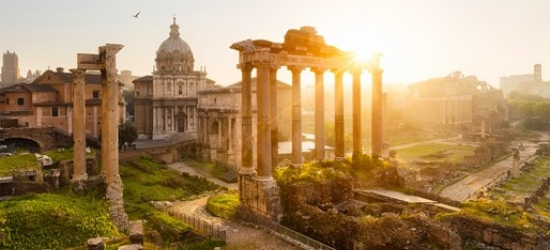 8-night Med cruise with Rome & Barcelona stays, save £500