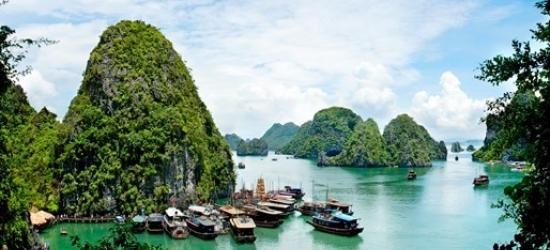 16-nt Vietnam, Laos & Cambodia tour, was £3290
