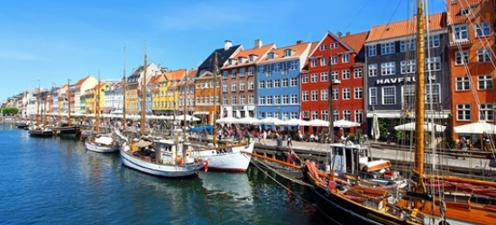 Copenhagen: 4-star city break & breakfast