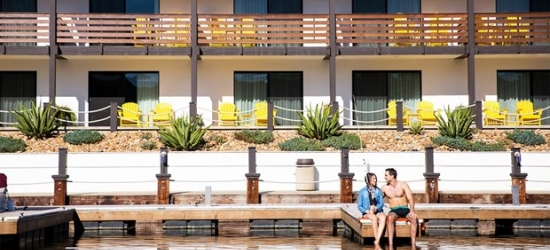 £102 -- Lakeside 4-Star Resort near San Diego, 40% Off