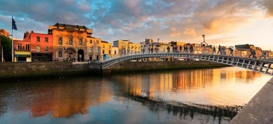 £86 -- 4-star hotel stay near Dublin inc dinner, 36% off