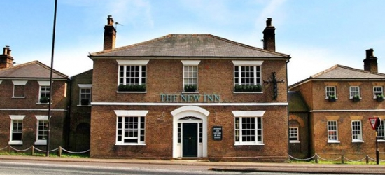 £99 -- Lincolnshire country inn stay with dinner, 41% off