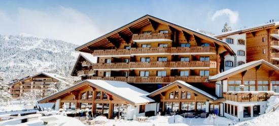 Villars-sur-Ollon - Luxury Collection: Award-Winning Alpine Spa Retreat at the Chalet RoyAlp Hôtel & Spa 5*