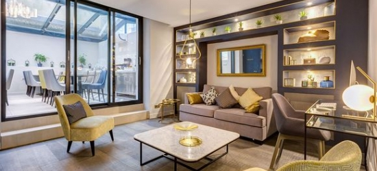 Paris - Quiet Boutique in a Historic District at the Hotel Jardin de Villiers 3*