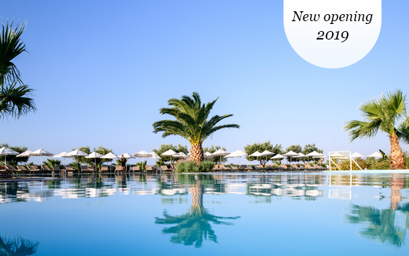 Greece / Rhodes - Brand New Hotel with Stunning Five-Star Services at the Lindos Breeze Beach Hotel 5*
