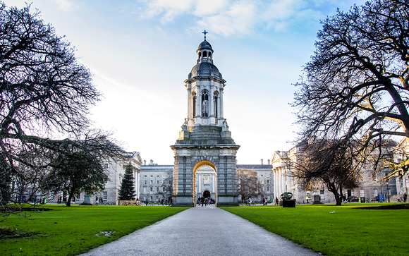 Ireland / Dublin - Central & Characterful Old City Hotel at the Belvedere Hotel 3*