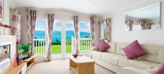 Southport, Cumbria or Northumberland: 2-4 Nights for Four at Riverside, Wild Rose or Percy Wood Holiday Park