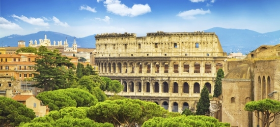 ✈ Rome: 2-5 Nights at a Choice of 4* Hotels with Breakfast and Flights*