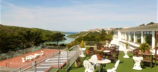 Newquay: 1-3 Nights for Two with Breakfast, Leisure Access and Option for Three-Course Dinner at Hotel California