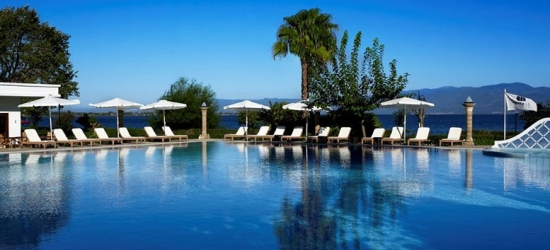 3-7nt 5* All-inclusive Greece Spa Break, Sea View Room