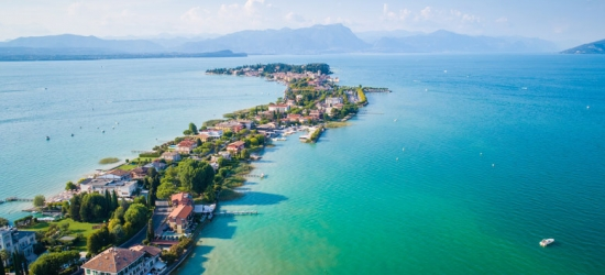 8nt Rome, Florence, Lake Garda & Venice Trip + Trains