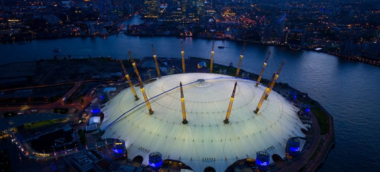 4* London Stay, Up at The O2 Climbing Experience & River Cruise