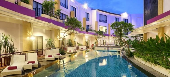 7-14nt 4* Luxury Bali Escape, Breakfast  - Kuta Beach!