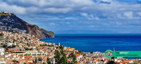 7nt 4* Madeira Break, Breakfast  – Optional Whale Watching!