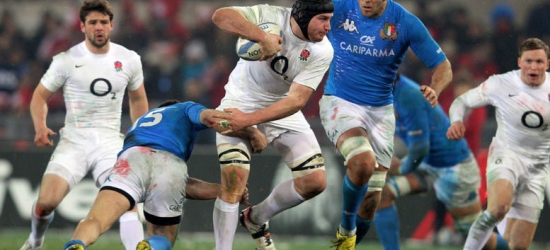 Rugby Six Nations 2020: Italy vs. England or Scotland + Rome Stay