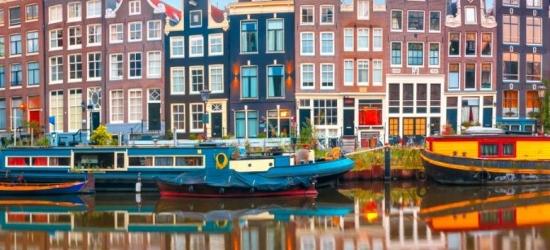 2-3nt Amsterdam City Break  - Choice of 2 hotels!