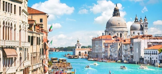 Venice & Lake Garda Multi-City Break, Breakfast & Train Transfer