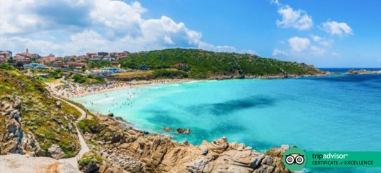 7nt 4* All-Inclusive Luxury Sardinia Beach Holiday