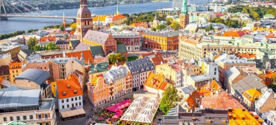 2-3nt Central Riga Getaway, Breakfast