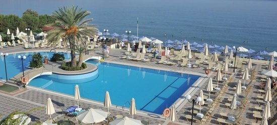 7 nights at the 4* Hydramis Palace Beach Resort, Georgioupolis, Crete