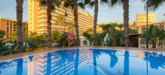 7 nights at the 4* Sol Don Marco Hotel (Adults recommended), Torremolinos, Costa del Sol
