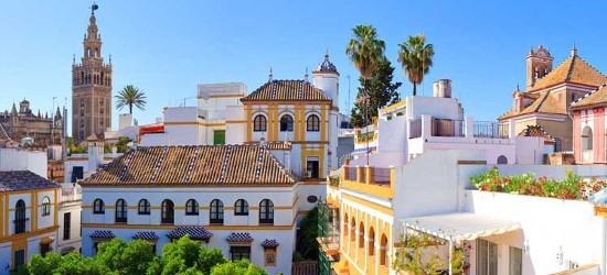 Deluxe Seville 3-night city break