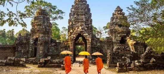 Cambodia & Vietnam: 12-night tour with cruises & flights