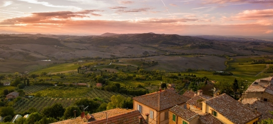 Win a week's stay in Tuscany for two