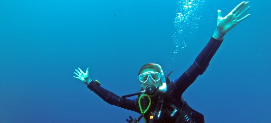 Win a diving holiday for two to Malaysia and Brunei