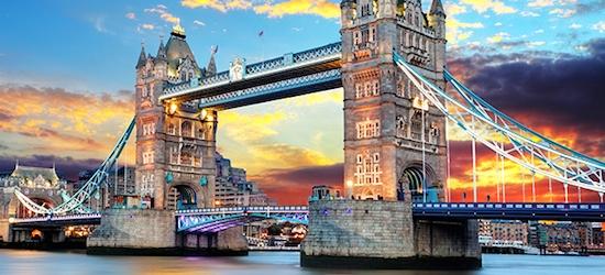 A sleek, five-star hotel near Tower Bridge in the heart of London