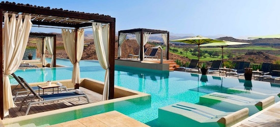 5* Gran Canaria holiday at a luxe golf & spa retreat