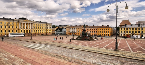 Win a culinary weekend trip to Finland