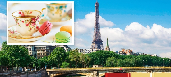 Win a getaway to Paris for you and your Mum