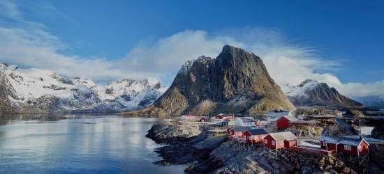 Win an unforgettable escape to Norway and Nikon Z 7 camera