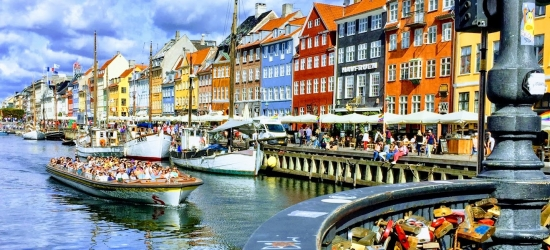 Win a city break in Copenhagen