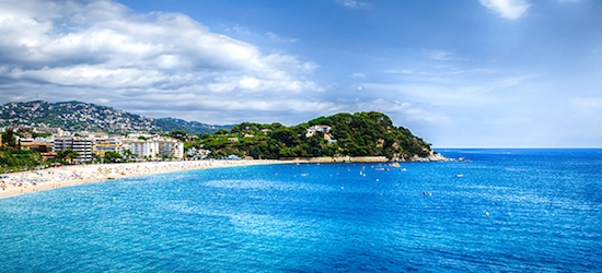 Blissful all-inclusive Costa Brava holiday by the beach