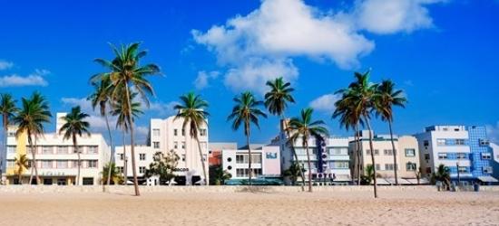 Return flights from London to Miami