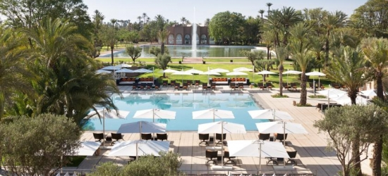 7 nights at the 5* Barcelo Palmeraie, Marrakech