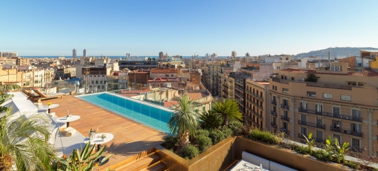 Win a 5 night stay in Barcelona