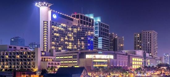 3nt 5* luxury Abu Dhabi short break