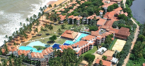 7nt 4* Sri Lanka escape with extras