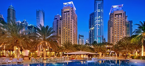 Dubai: 3 night 5* city break w/board upgrade