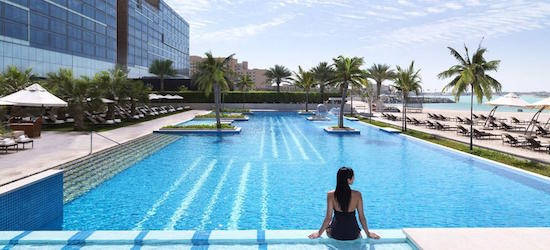 Abu Dhabi: 3 night 5* escape w/optional all-inclusive